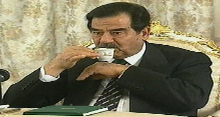 ماذا فعل الرئيس صدام حسين بالعشاء الأخير