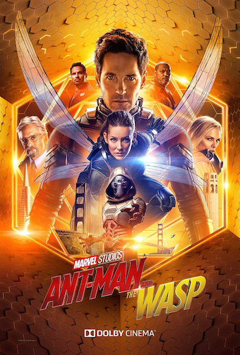 Ant-Man and the Wasp 2018 Dual Audio Hindi Full Movie Download