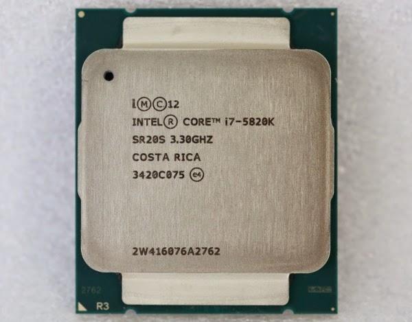 Gadgets, games, hard'n'soft: Intel Core i7-5820K