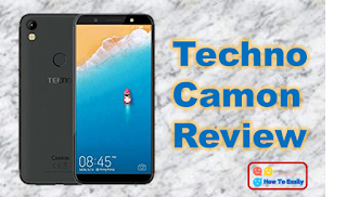 Techno Camon Review
