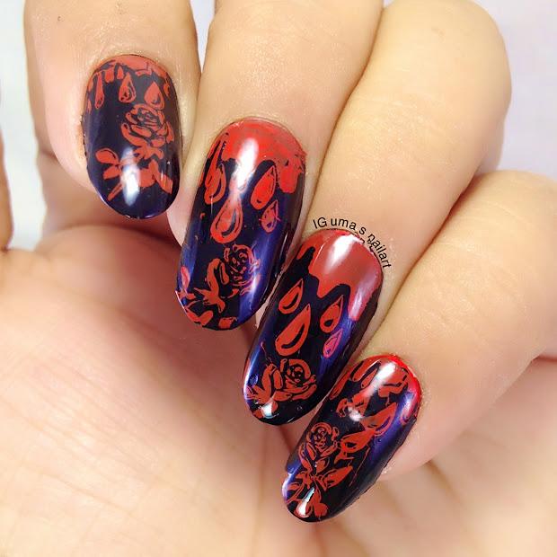 uma's nail art digital dozen