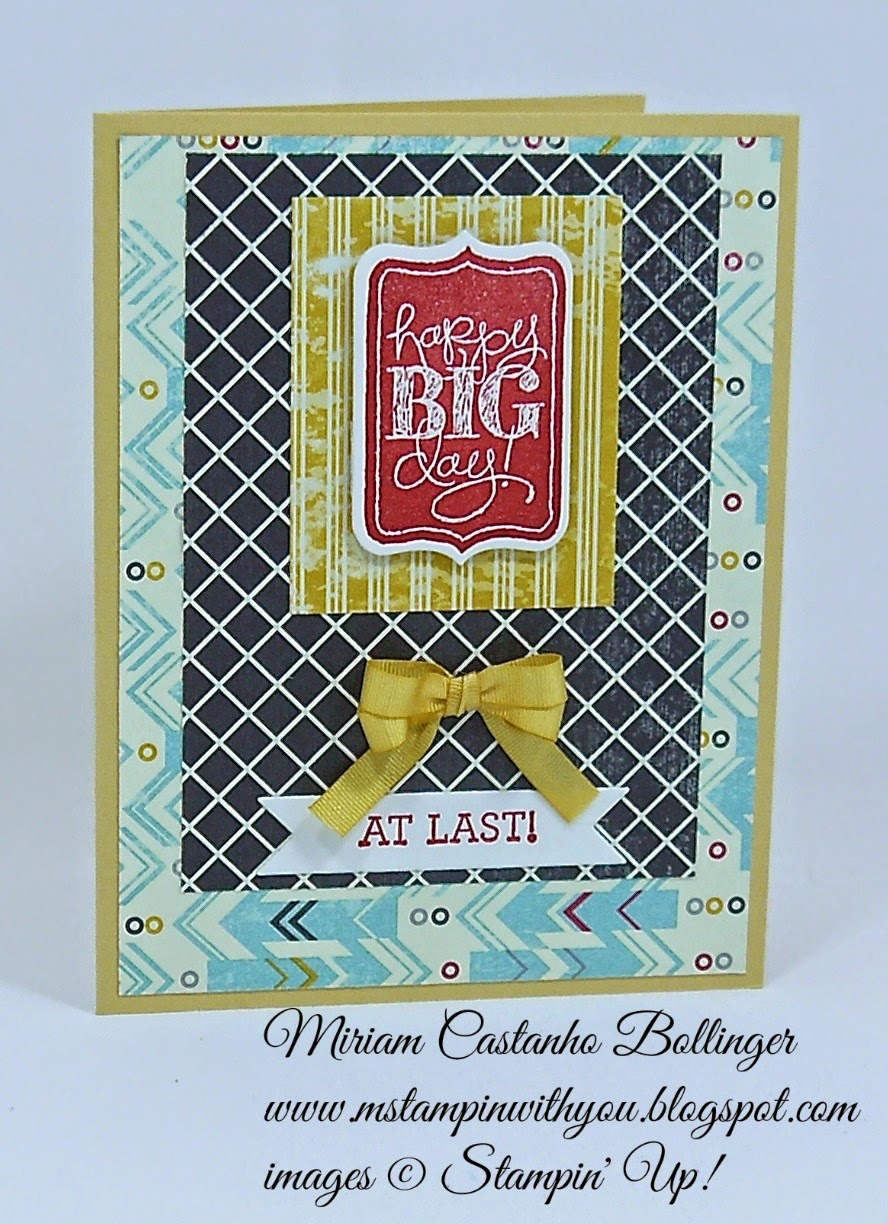 Miriam Castanho Bollinger, #mstampinwithyou, stampin up, demonstrator, dsc124, flashback dsp, chalk talk, chalk talk framelit, and many more stamp set, big shot, best year ever accessory pack, bitty banners, su