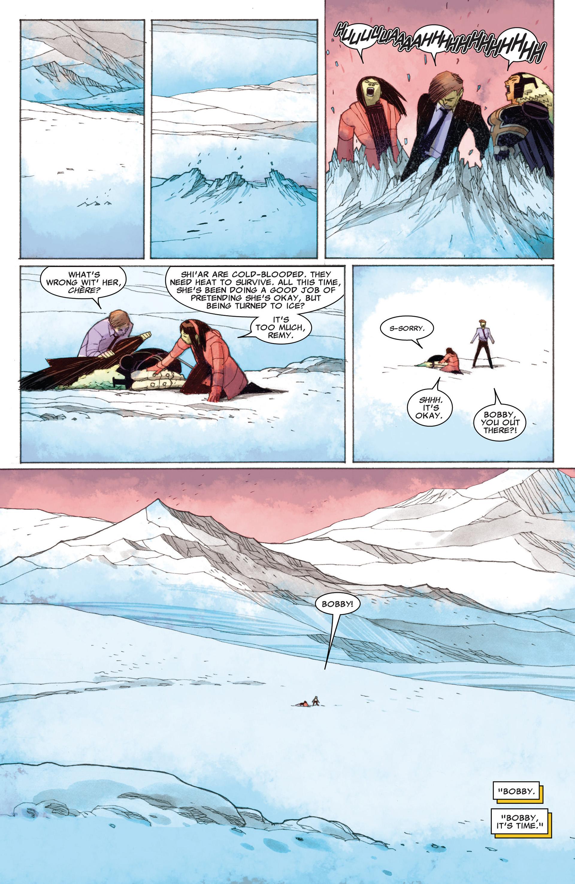 Read online Astonishing X-Men (2004) comic -  Issue #65 - 9