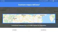 Come usare Google Maps Offline senza connessione