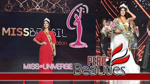 Júlia Horta es Miss Universe Brazil 2019