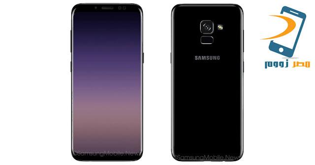 ظهور صور جديدة للهاتف Samsung Galaxy A 2018  بدون حواف