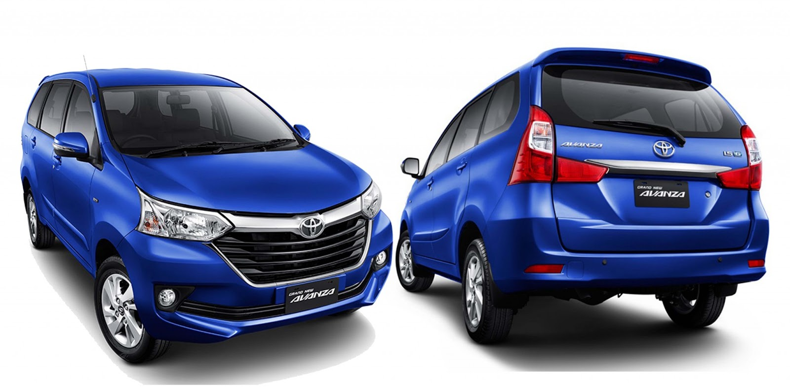 Grand New Avanza Vs Great Xenia Spesifikasi Oli Trijaya Rentcar Rental Mobil Ketapang