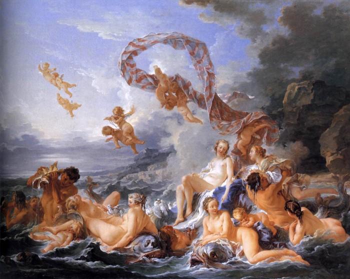 Женщины в живописи. От древности до нашего времени 38