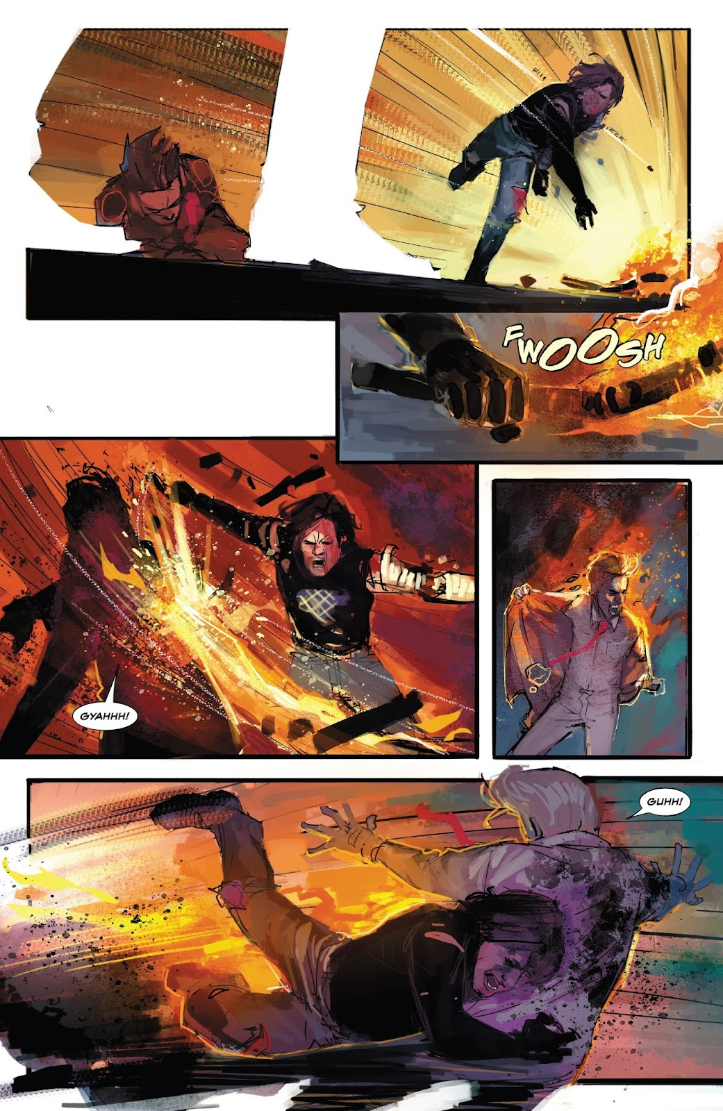 Read online Winter Soldier (2018) comic -  Issue #2 - 21