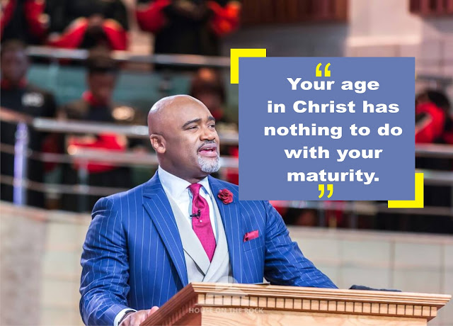 """#HOTRService: Quotes Of Pastor Paul Adefarasin On The Message Titled: """"Get Ready For An Unbelievable."""""""