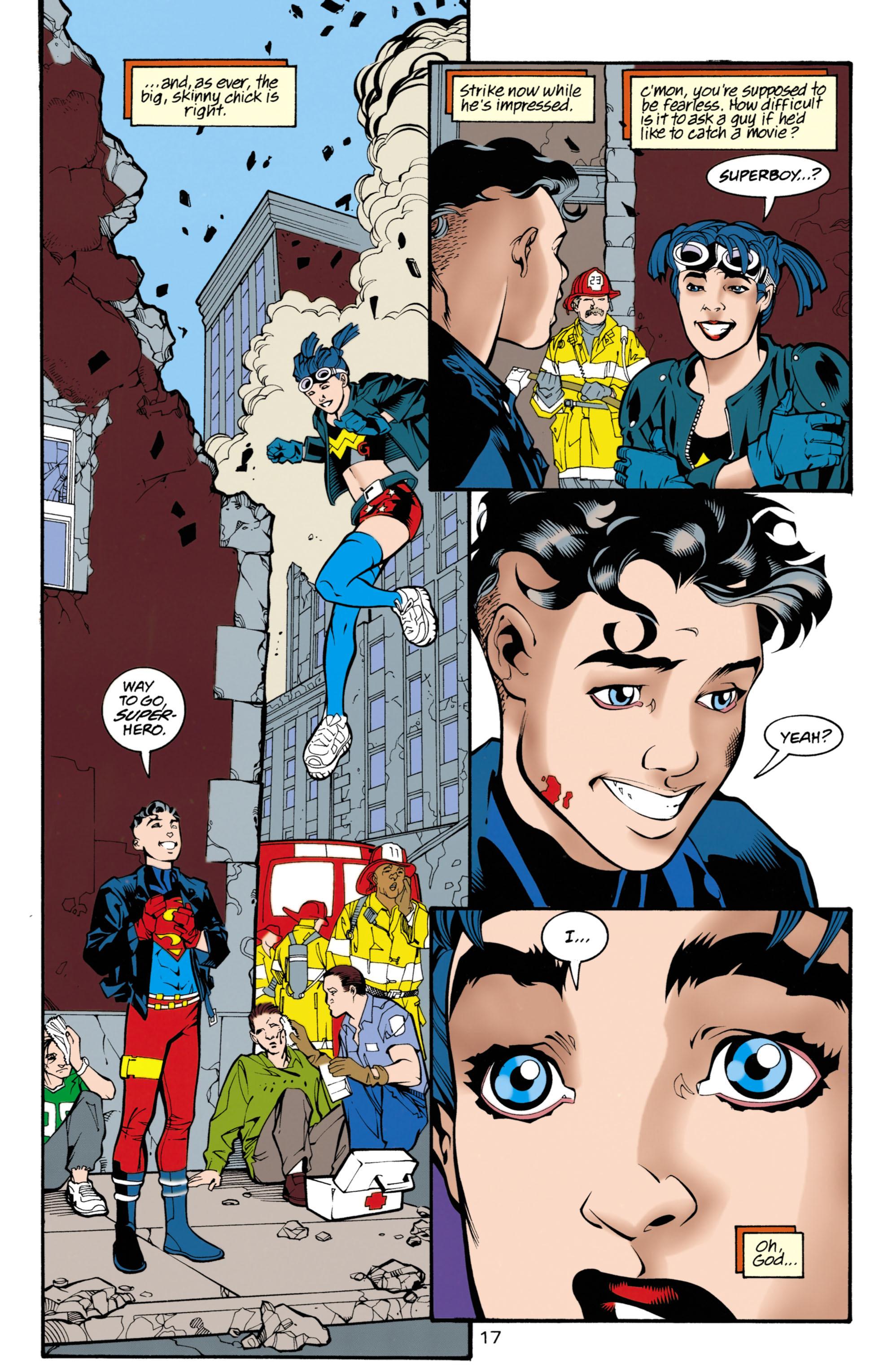 Read online Wonder Woman (1987) comic -  Issue #153 - 17