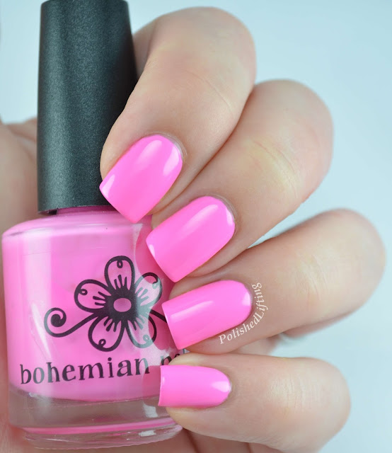 Bohemian Polish Love You