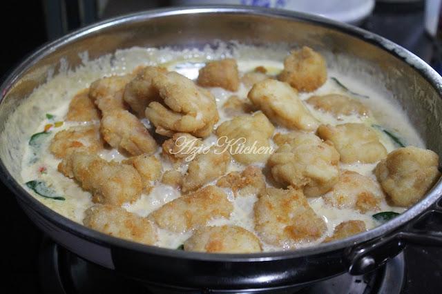 Butter Chicken Sedap dan Mudah