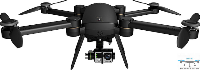 is the revolution drone of GDU Byrd Premium  GDU Byrd Premium 2.0 Review - The Best Quadcopter For Sale ?
