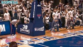 NBA 2k14 Stadium Mod : Playoff Edition - Atlanta Hawks - Philips Arena