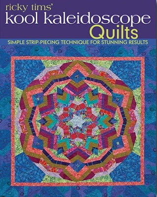 Kool Kaleidoscope Quilts by Ricky Tims