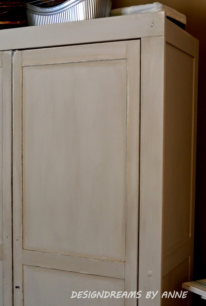 - DesignDreams By Anne: Ikea Hack - Wardrobe To Vintage Linen Cupboard