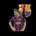 Kit Messi áo tuyển Barce Dls