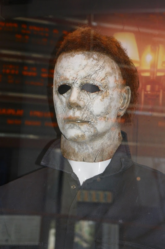 Michael Myers mask 2018 Halloween movie