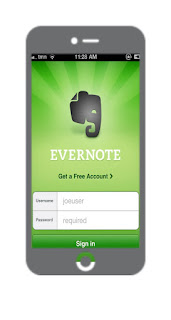 EverNote Must have android apps 2018