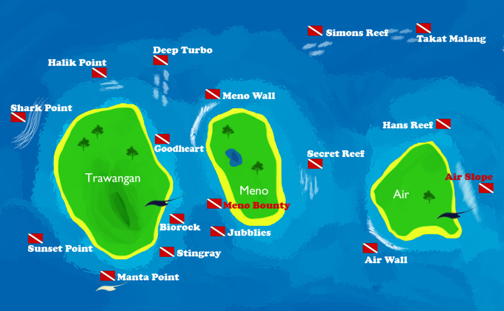 Getting To Gilli Islands From Bali