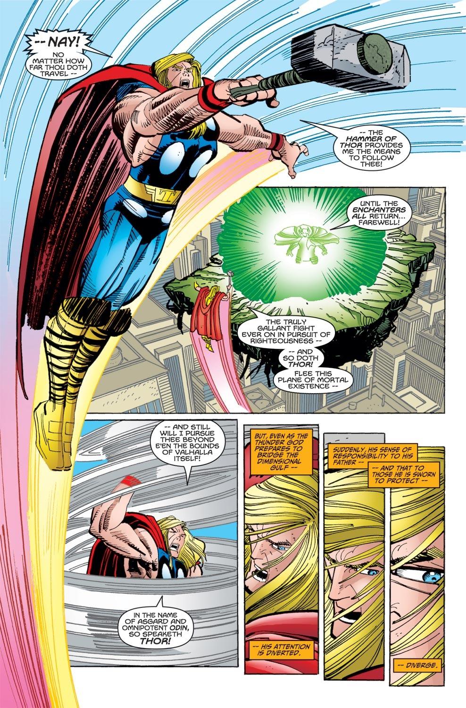 Thor (1998) Issue #17 #18 - English 7