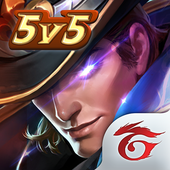 Download Game Garena Arena of Valor (Aov) APK+DATA MOBA v1.17.1.1  New Update