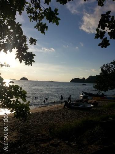 Puteri Bayu Beach Resort, Pulau Pangkor