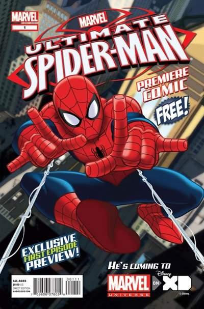 Ultimate Spider Man Serie Temporada 1 Completa Español Latino