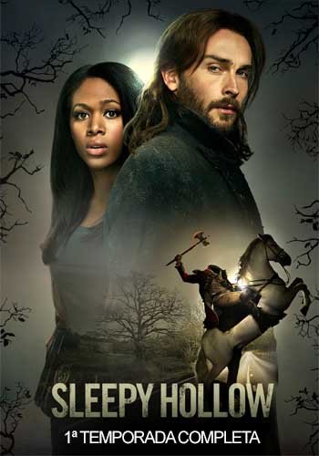 Sleepy Hollow 1ª Temporada Torrent - BluRay 720p Dublado (2013)