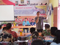 Jelang 17 April 2019, KPU Nias Barat Terus Gelar Sosialisasi Pemilu