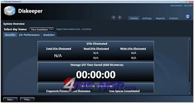 Diskeeper 16 Professional 19.0.1212.0 Full Terbaru