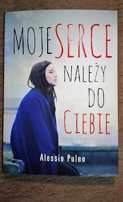 """Recenzja książki -  Alessio Puleo """"Moje serce należy do Ciebie"""""""