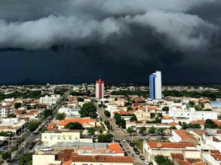 Fim de semana pode ser chuvoso em parte da Paraíba; veja previsão