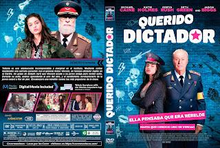CARATULAQUERIDO DICTADOR - DEARD DICTATOR - 2018