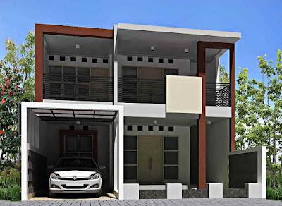 Desain rumah minimalis elegan dan keren