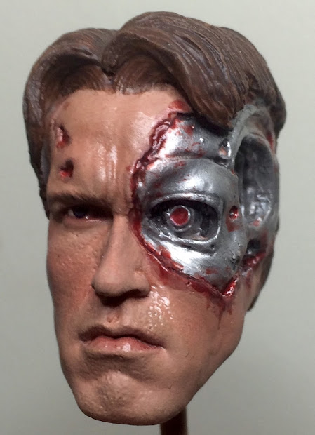 Martin Hillier Digital Sculpture And Art - 1 6 Scale