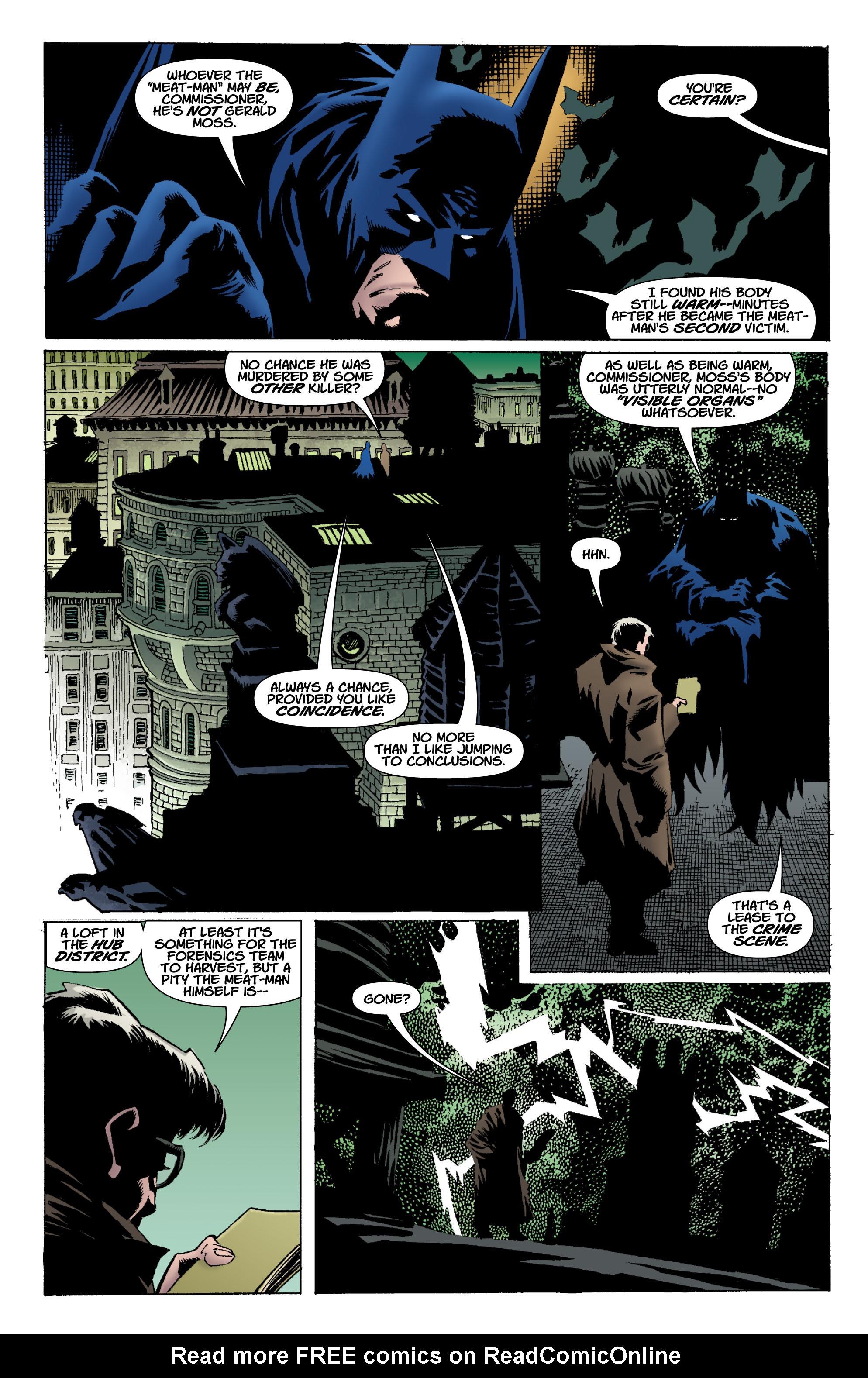 Read online Batman: Unseen comic -  Issue #2 - 21