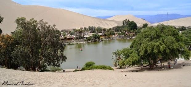 Oasi di Huacachina