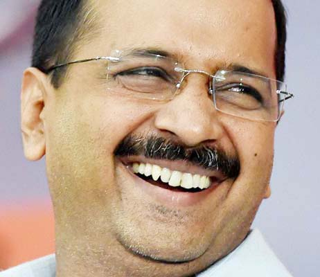 """A big victory for the people of Delhi...a big victory for democracy,"""" Kejriwal"""
