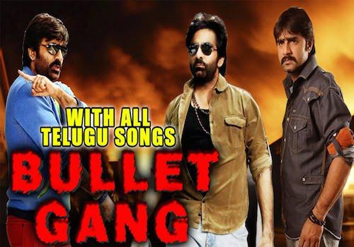 Bullet Gang 2015 Hindi Dubbed HDRip 600mb