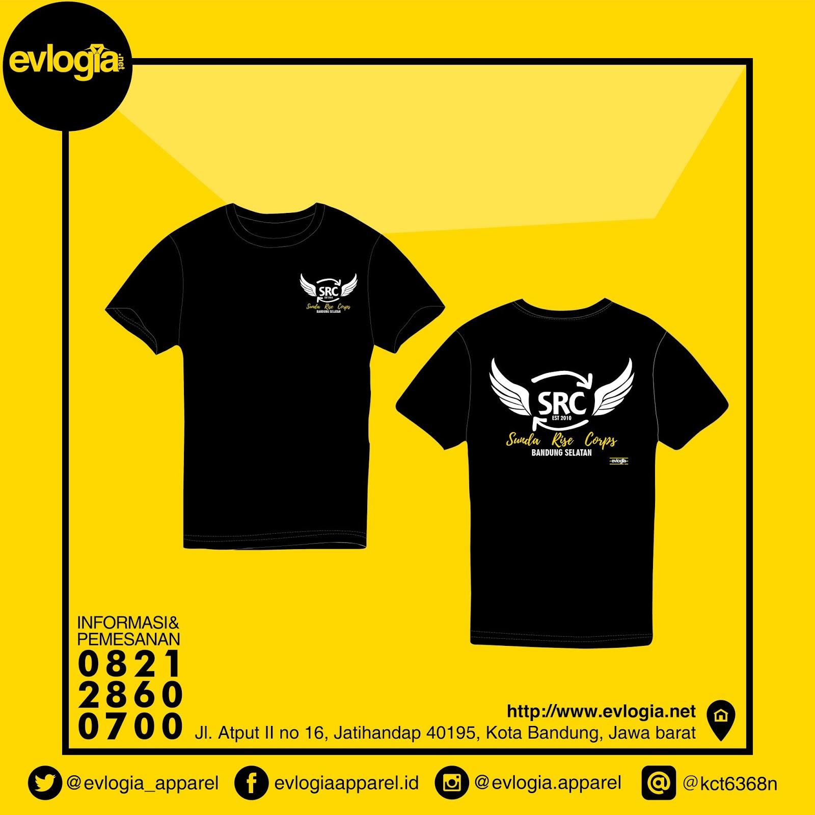 Bikin Kaos / Baju Komunitas Murah Berkualitas Bandung - Model Baju Komunitas