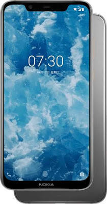 Nokia X7 Gloss Steel