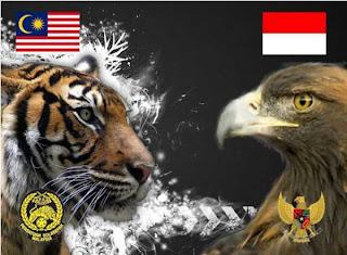 Serunya Indonesia vs Malaysia