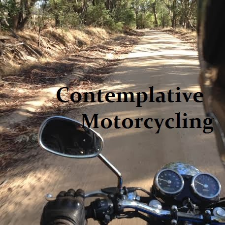 Contemplative Motorcycling: Long distance touring electric