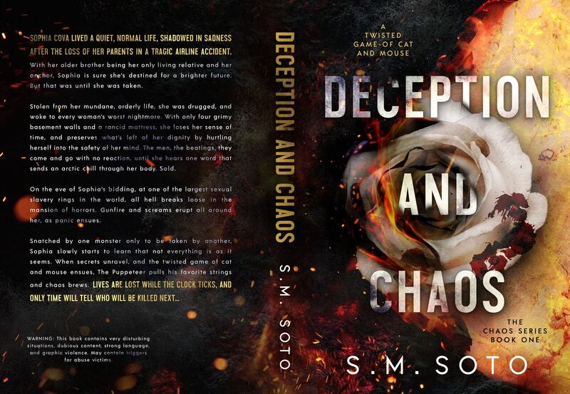 Deception and Chaos (Chaos #1) by S.M. Soto | CoaBS értékelő