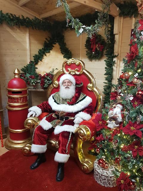 Babbo Natale nel Villaggio di Natale Flover