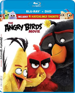 The Angry Birds Movie (2016) BluRay Subtitle Indonesia
