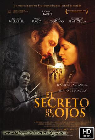 El Secreto De Sus Ojos [1080p] [Latino] [MEGA]
