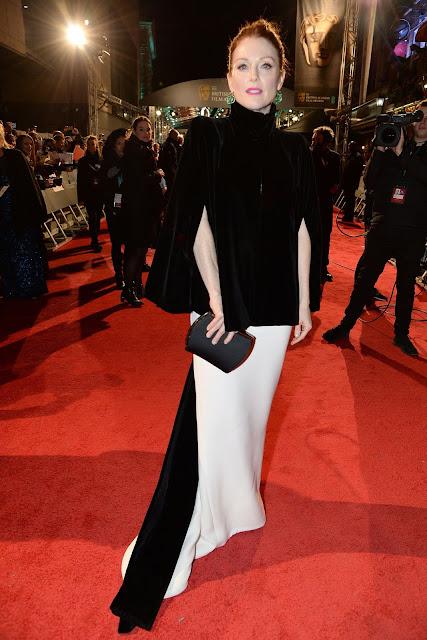 BAFTA 2016, Julianne Moore de Armani Privé